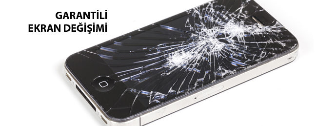 iphone ekran tamiri
